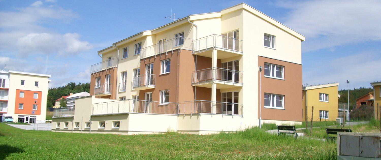 Investice do nemovitostí - projekt Hřebčinec